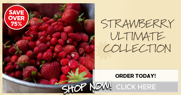 36x Bare Root Strawberry Plants - 6 of each variety - Ultimate Collection