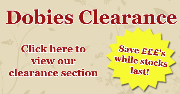 There's still to time to bag yourself plenty of bargains from our Clearance section! - Click for details