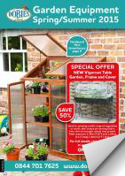 Dobies Garden Equipment Catalogue 2015