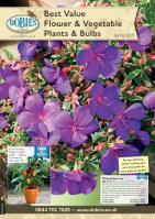dobies flowers vegetable catalogue 2015