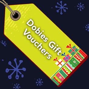 Buy Dobies Online Gift Vouchers