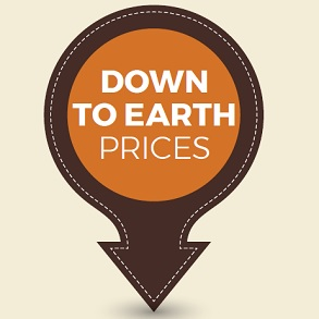 Down to Earth Prices