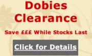 Dobies Clearance