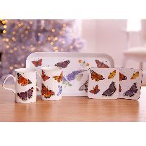 Butterfly Garden Tea Gift Set
