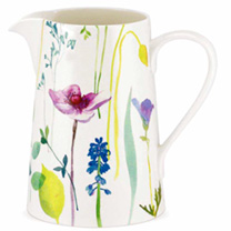 Water Garden - Pitcher & Mugs