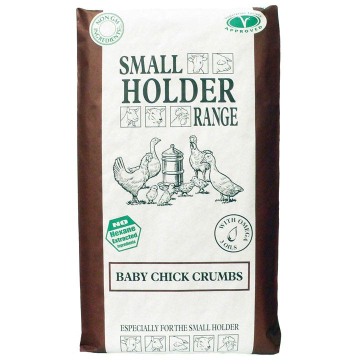 Allen & Page Baby Chick Crumbs - 20 kg