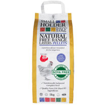 Allen & Page Natural Free Range Layer Pellets - 5 kg x 2 Bags