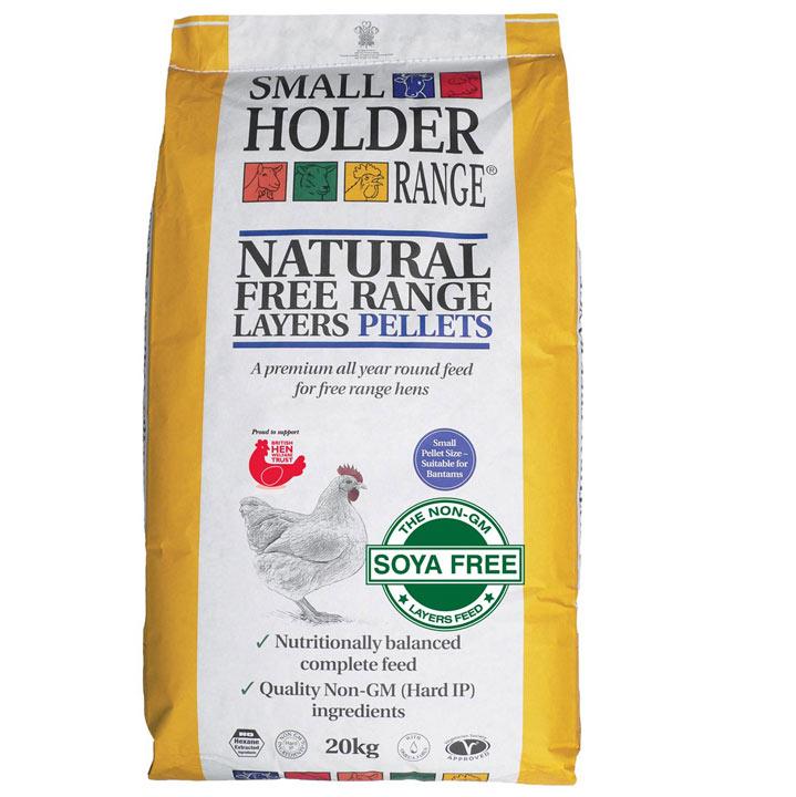 Allen & Page Natural Free Range Layer Pellets - 20 kg