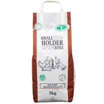 Allen & Page Poultry Growers Pellets - 5 kg x 2 Bags