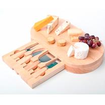 Oval Drawer Cheeseboard