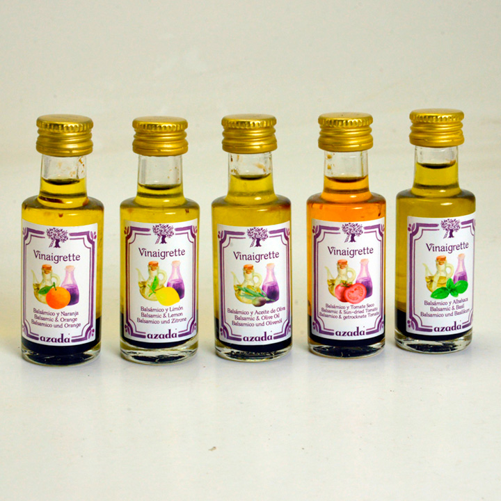 Flavoured Nut Oil