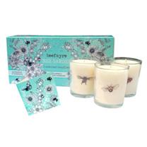 Bee Garden Candle Set