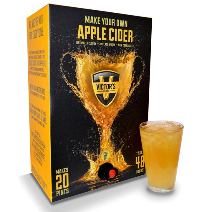 Home Made Cider - Apple