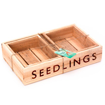 Seed Tray Set & Widger