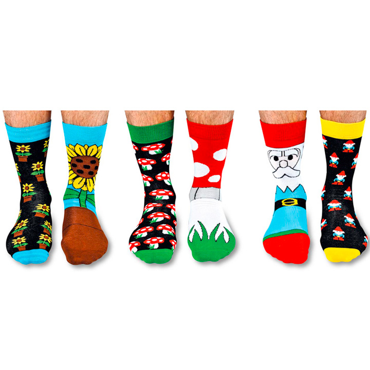 Gardening Oddsocks - Gents