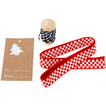 Wrap Accessory Set - Red
