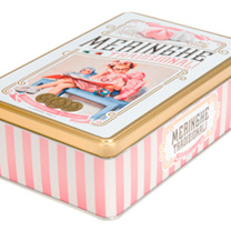 Italian Treats - Meringue Tin