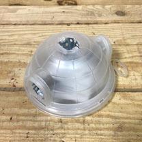 Dome-shaped Mousetrap - 3 entrance