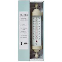 Moreton Thermometer - Cream