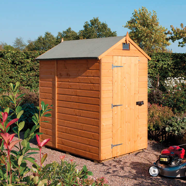 Security shed sheds garden storage garden equipment for Garden shed security