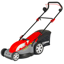 Cobra Electric 17 Lawnmower with Rear Roller