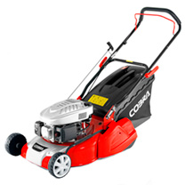 Cobra 16 Petrol Powered Rear Roller Lawnmower