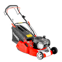Cobra 16 Petrol Powered Rear Roller Lawnmower BS