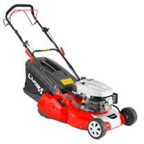 "Cobra 18"" Petrol Powered Rear Roller Lawnmower"