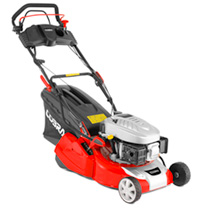 Cobra 16 Petrol Powered Rear Roller Lawnmower Electric Start