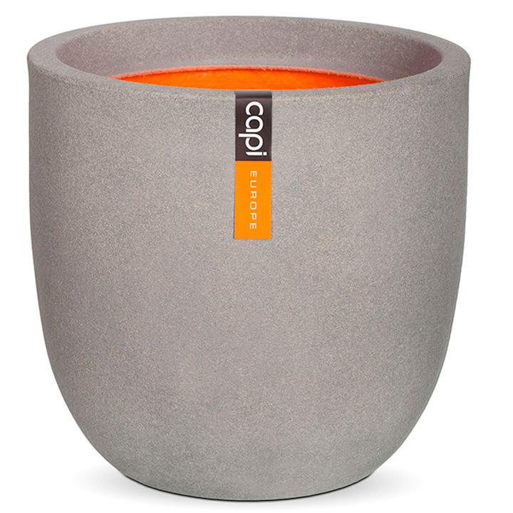 Tutch Pot Ball Planter - 43 x 41cm Grey