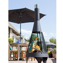 Mesh Colorado Extra Large Chimenea