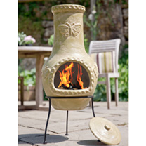 Medium Butterfly Chimenea