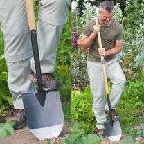 Long Handled Digging Spade