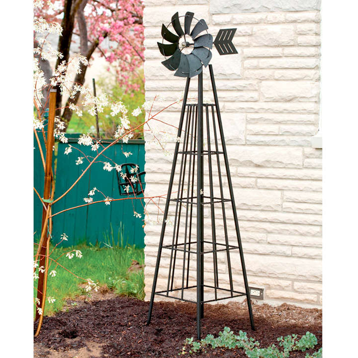 Windmill Obelisk black