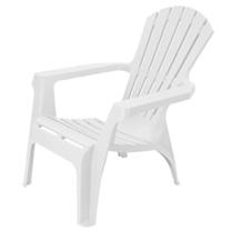 Adirondack Garden Chair White
