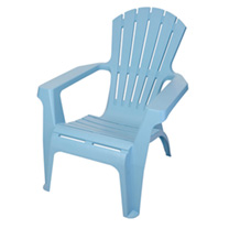 Adirondack Garden Chair Blue