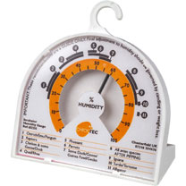 Chicktec Dial Incubator Humidity Gauge