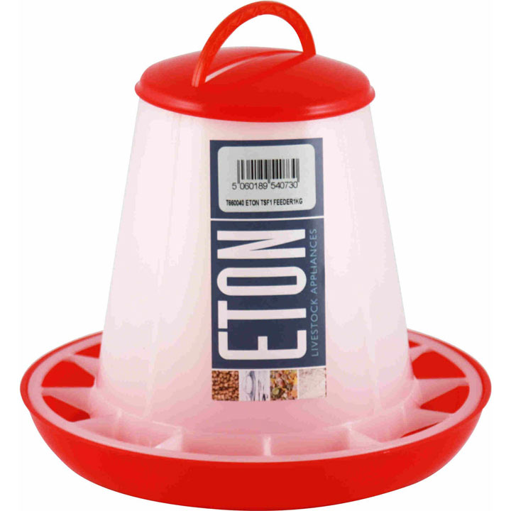 Eton TSF Feeder - Red 1kg