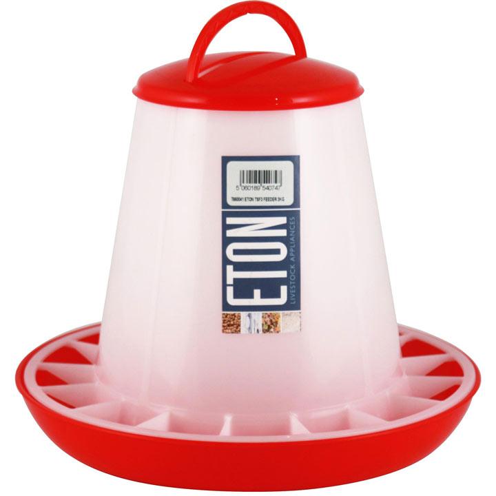 Eton TSF Feeder - Red 3kg