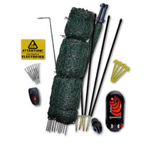 Gated Electric Fence Kit - 50m