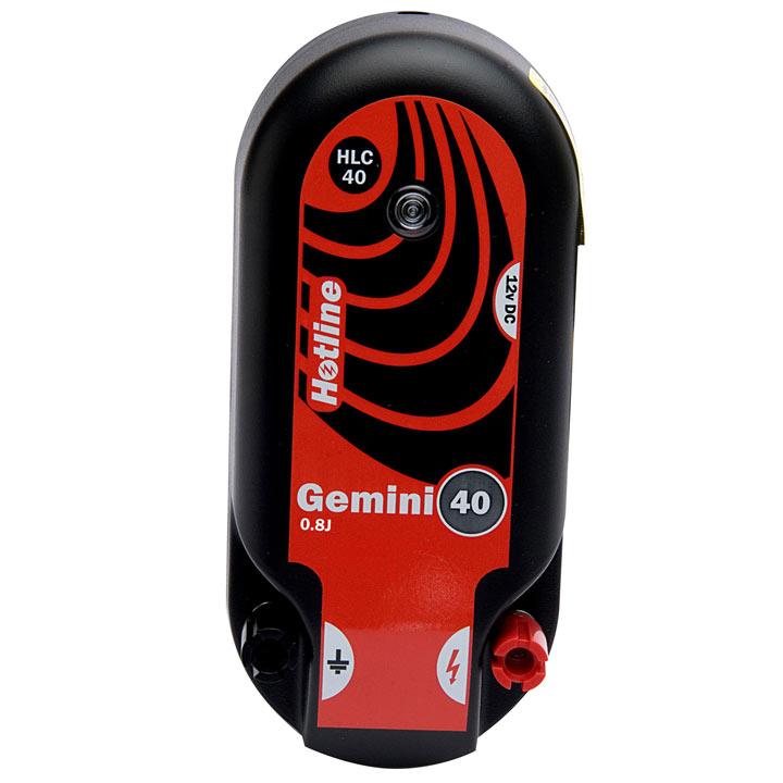 Gemini dual Input Energiser