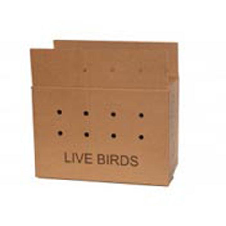 Live Bird Transport Boxes