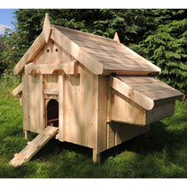Cottage Chicken House - Optional Run