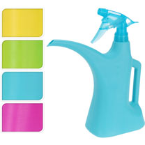 Watering can & spray 1ltr