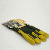 Gardening Gloves - Gents Essential Cotton/Suede Leather