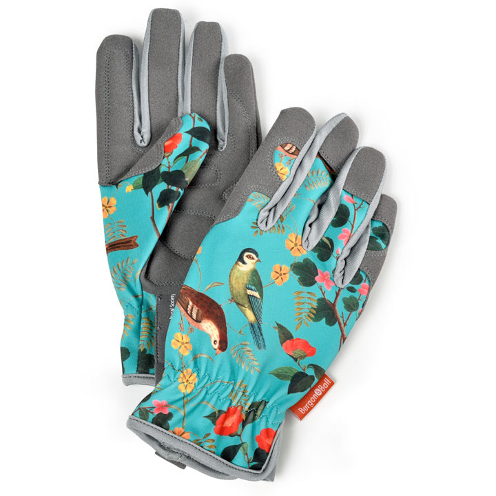 Flora & Fauna Twin Pack - Gloves & Kneelo
