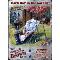Metal Sign - Head Gardener