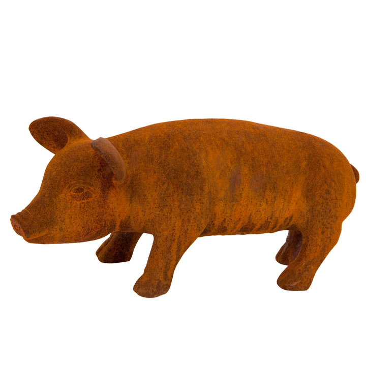 Decorative Sculptures - Pig & Piglet