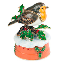 Robin Musical Box