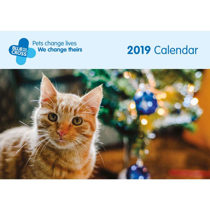 Blue Cross 2017 Calendar